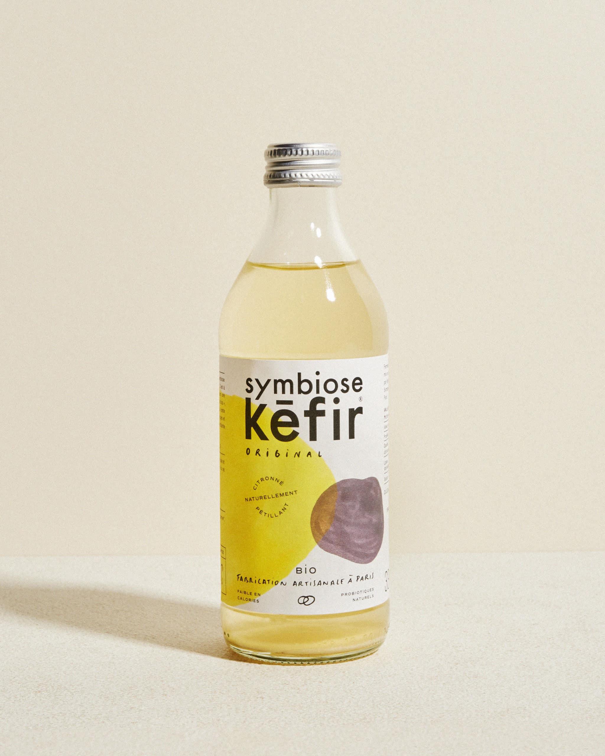 kefir de fruits original